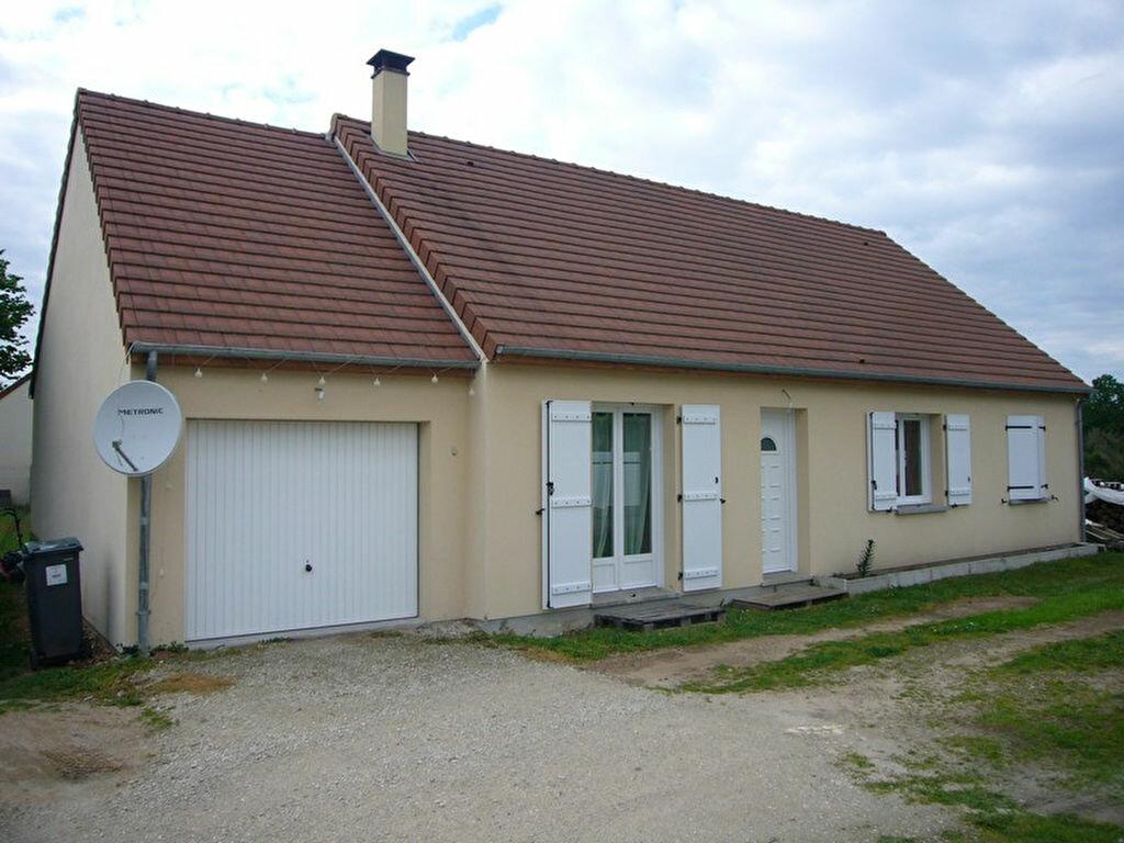Achat Maison 5 pièces à Saint-Aignan-le-Jaillard - vignette-1