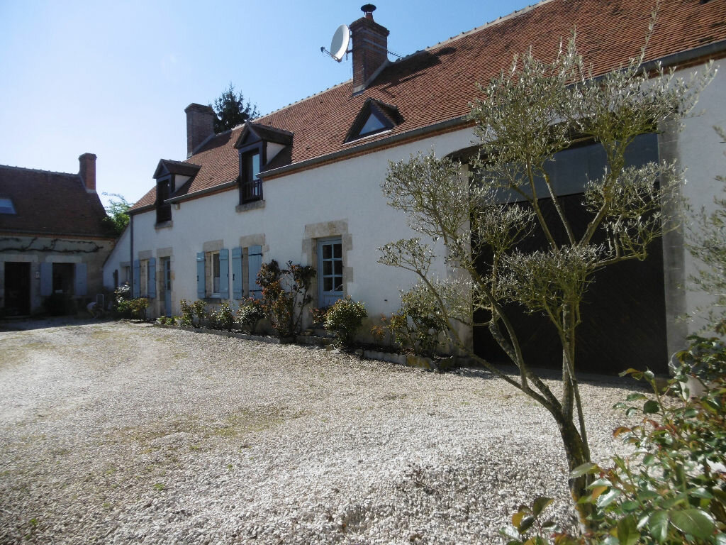 Achat Maison 7 pièces à Saint-Benoît-sur-Loire - vignette-1