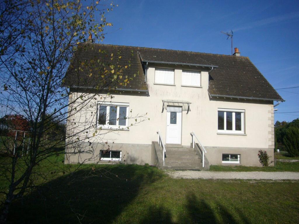 Location Maison 5 pièces à Châtenoy - vignette-1