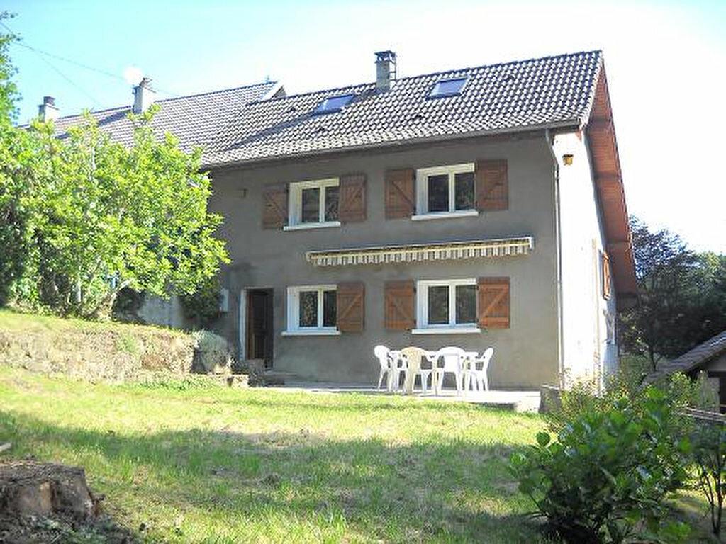 Location Maison 5 pièces à Attignat-Oncin - vignette-1