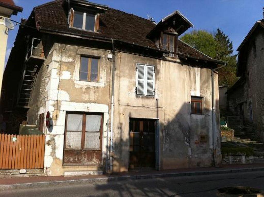 Achat Maison 6 pièces à Les Échelles - vignette-1