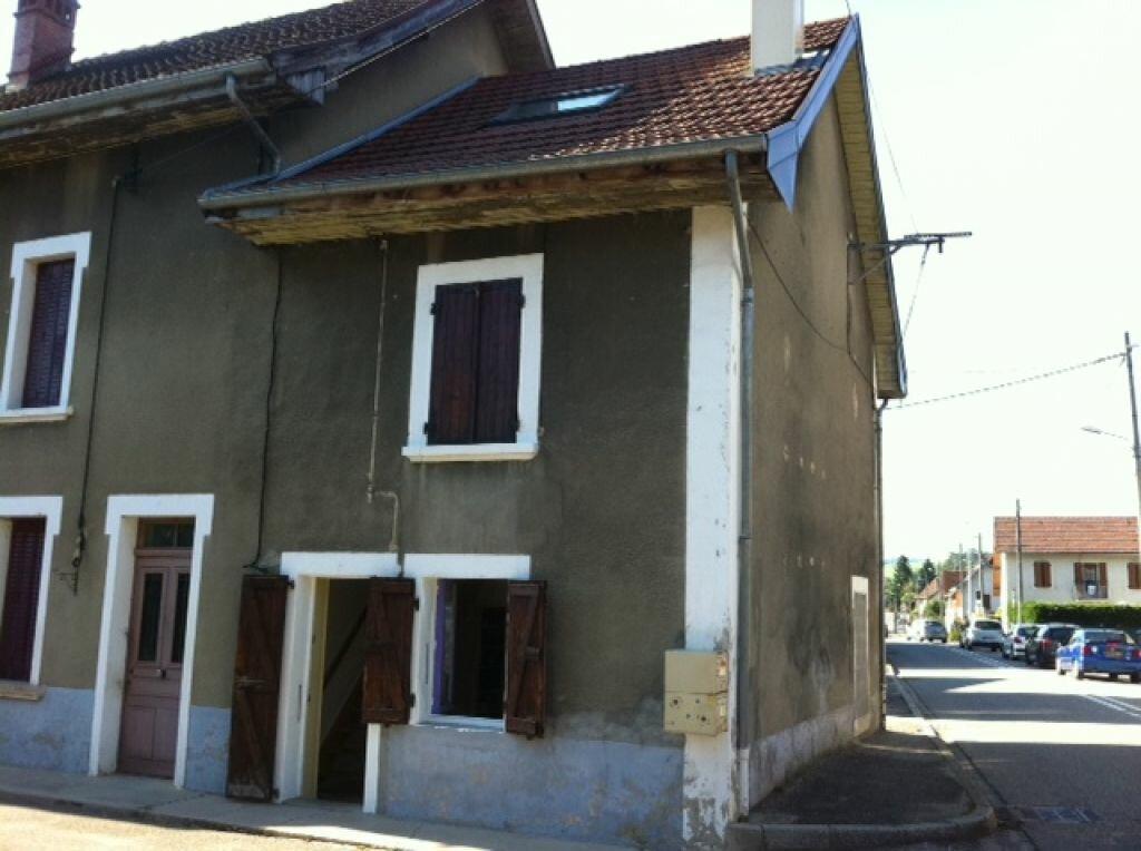 Achat Maison 3 pièces à Entre-deux-Guiers - vignette-1