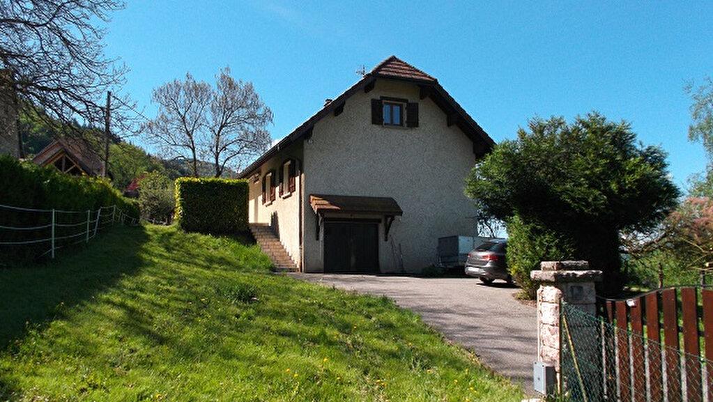 Achat Maison 8 pièces à Saint-Béron - vignette-1