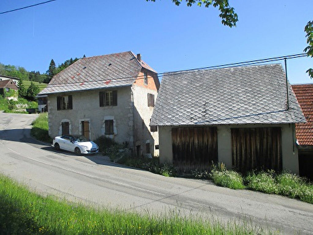 Achat Maison 4 pièces à Saint-Christophe-sur-Guiers - vignette-1