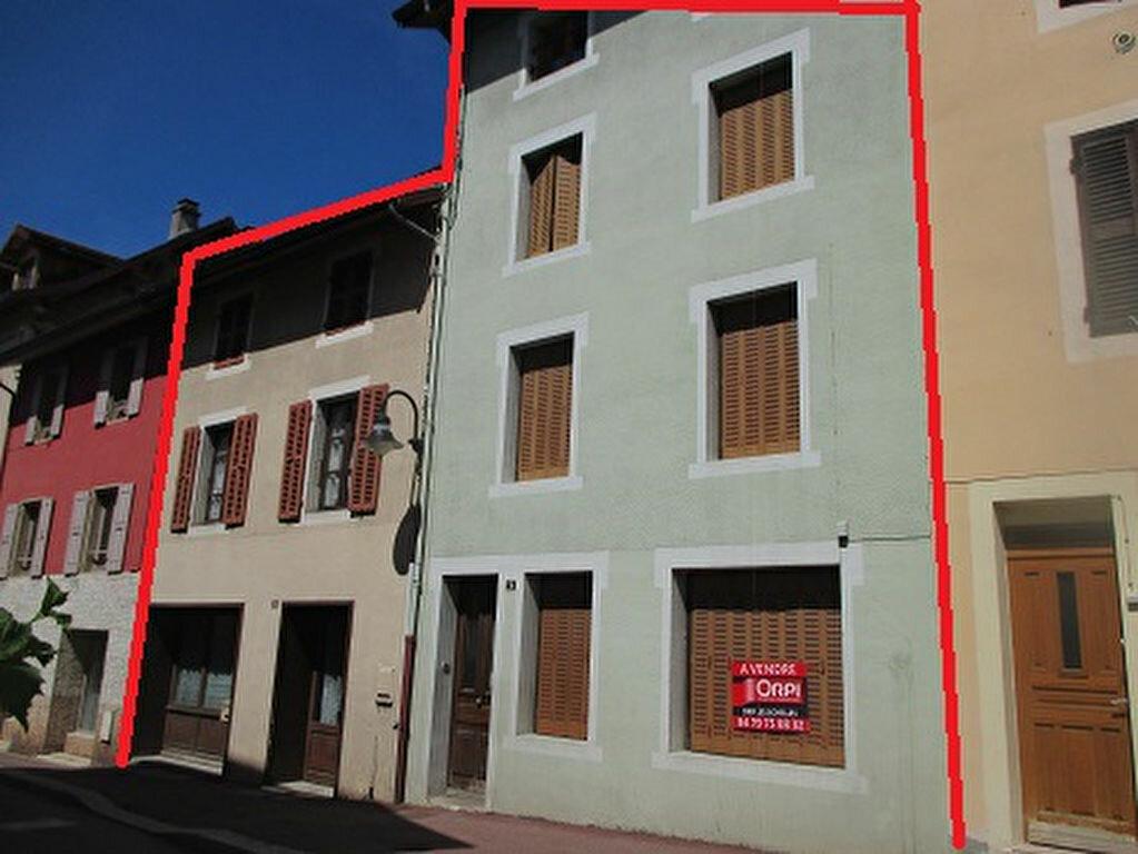 Achat Maison 13 pièces à Entre-deux-Guiers - vignette-1