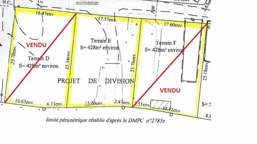 Achat Terrain  à Chalon-sur-Saône - vignette-1