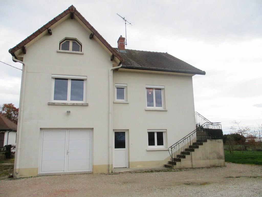 Achat Maison 4 pièces à Châtenoy-en-Bresse - vignette-1