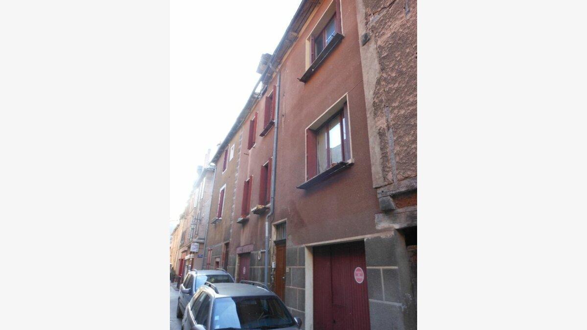 Achat Maison 6 pièces à Marcillac-Vallon - vignette-1