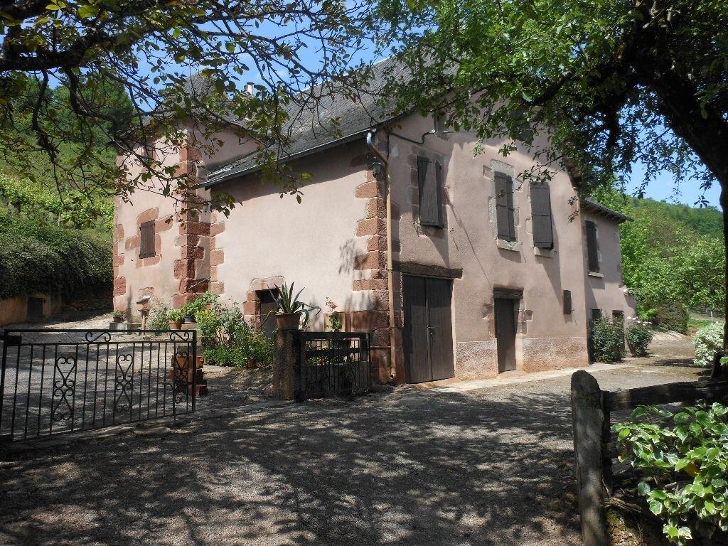Achat Maison 6 pièces à Saint-Cyprien-sur-Dourdou - vignette-1