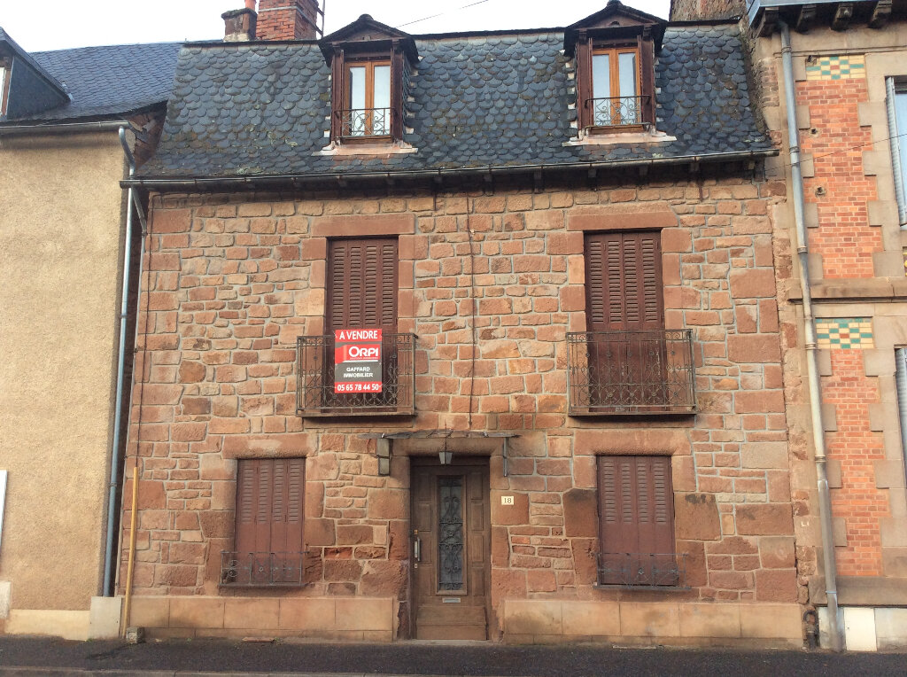 Achat Maison 5 pièces à Marcillac-Vallon - vignette-1