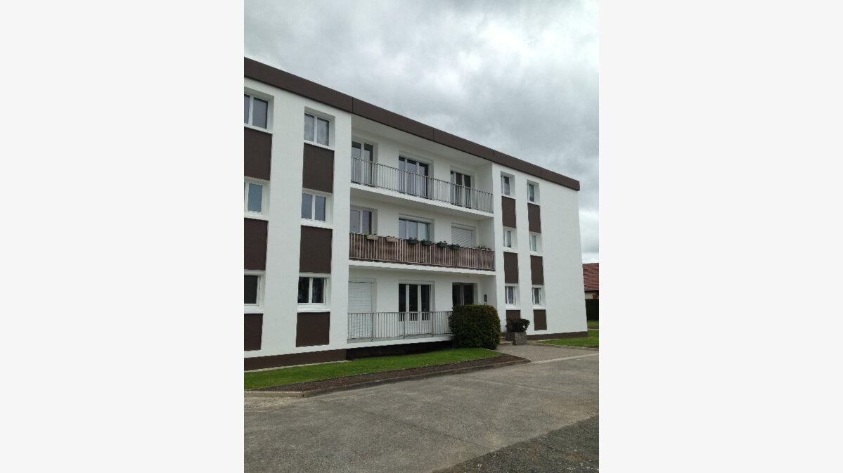 Location Appartement 3 pièces à Saint-Nicolas-d'Aliermont - vignette-1