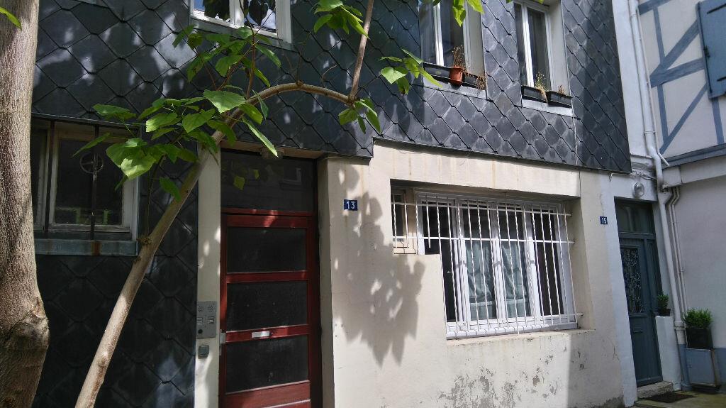 Achat Appartement 1 pièce à Rouen - vignette-1