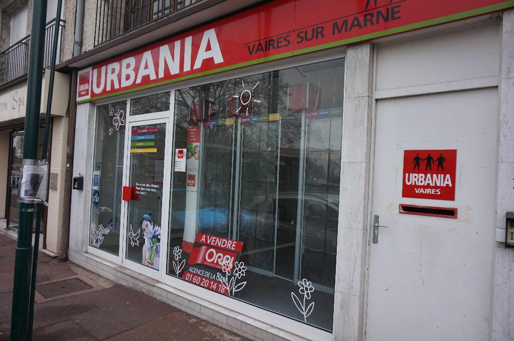 Achat Local commercial  à Vaires-sur-Marne - vignette-1