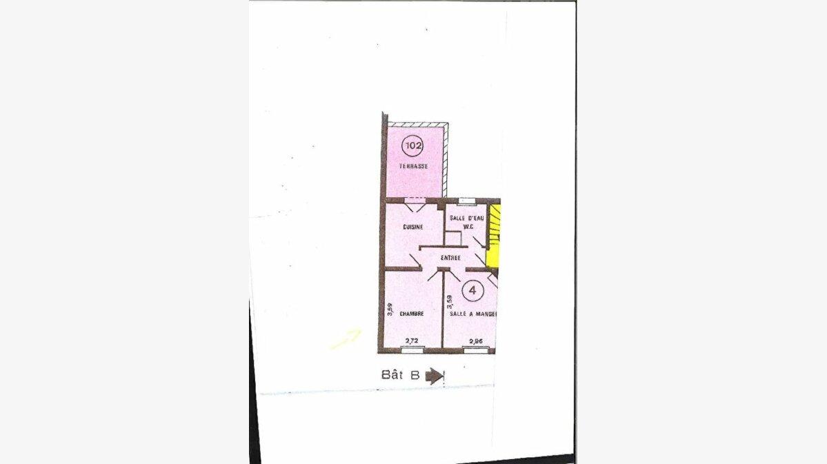 Achat Appartement 2 pièces à Clamart - vignette-6