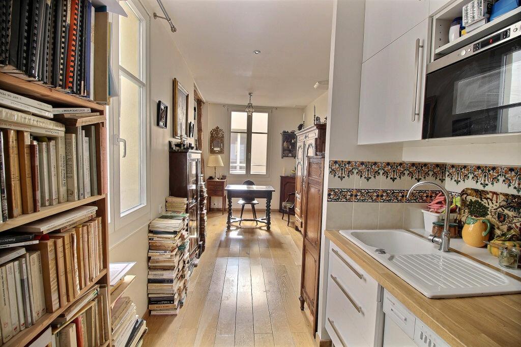 Achat Appartement 1 pièce à Paris 6 - vignette-1