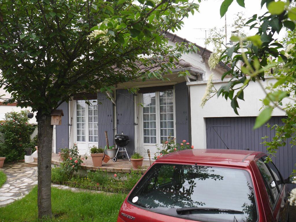 Achat Maison 4 pièces à Villiers-sur-Marne - vignette-1