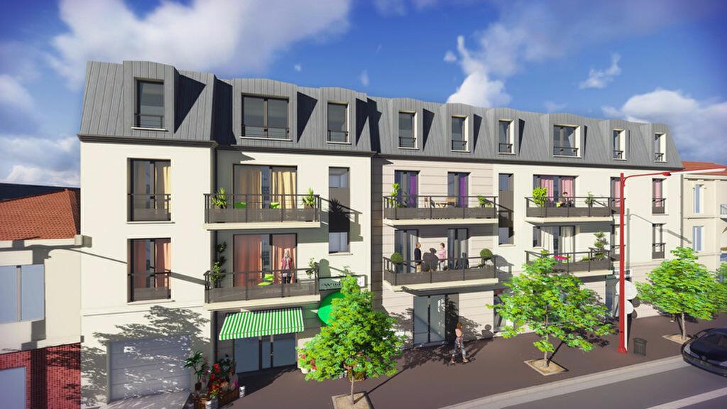 Achat Appartement 2 pièces à Pontault-Combault - vignette-1