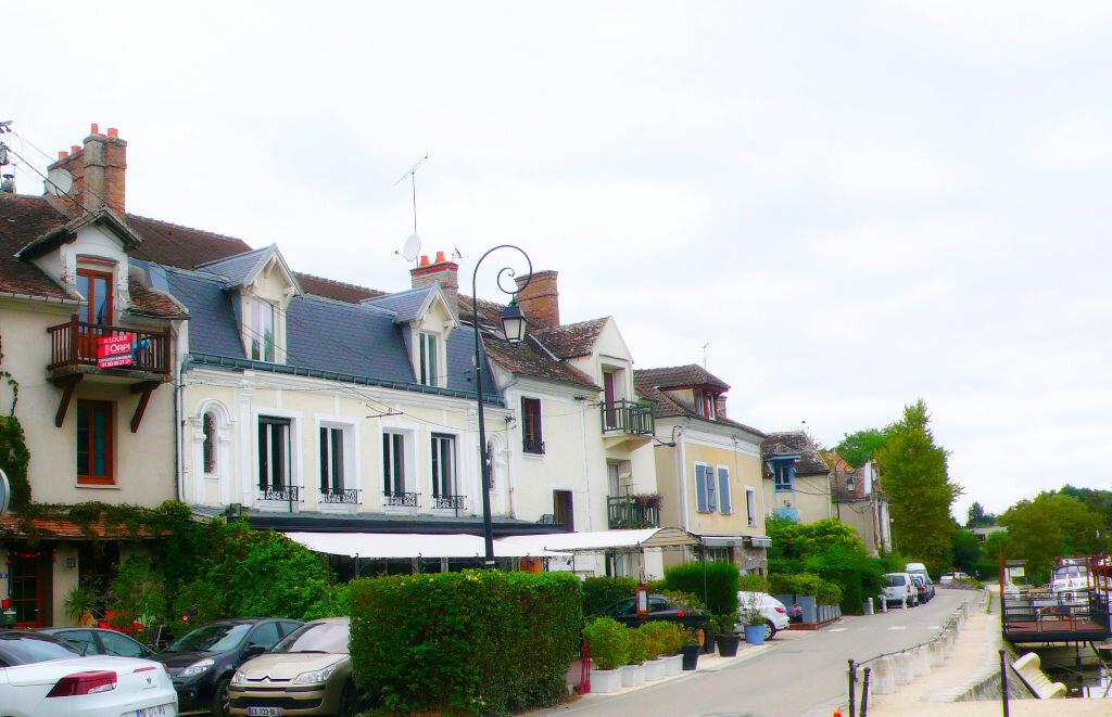 Location Maison 3 pièces à Samois-sur-Seine - vignette-1