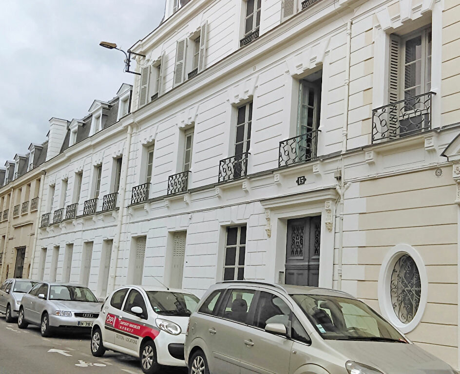 Location Appartement 2 pièces à Fontainebleau - vignette-1