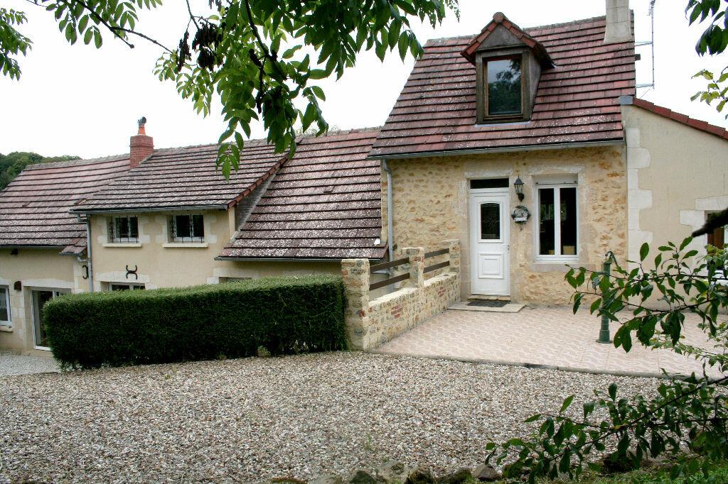 Achat Maison 6 pièces à La Fresnaye-sur-Chédouet - vignette-1