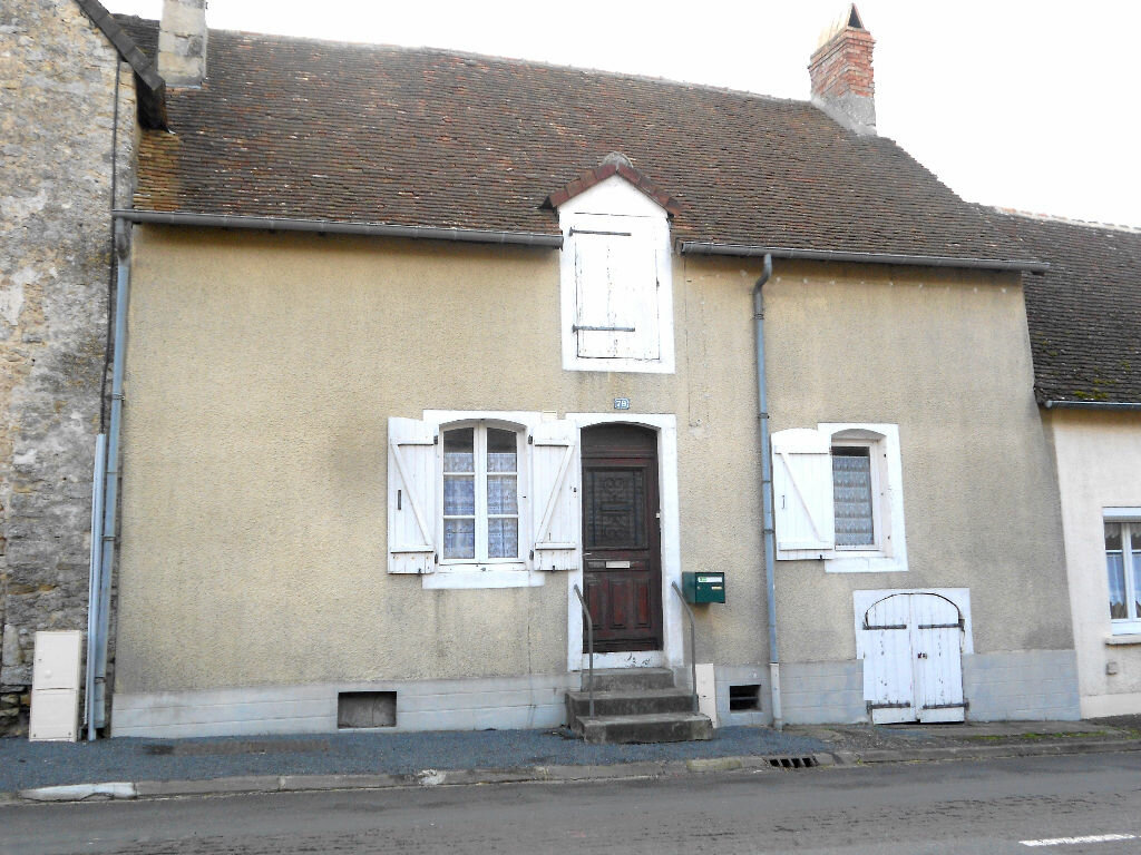 Achat Maison 2 pièces à Saint-Rémy-du-Val - vignette-1