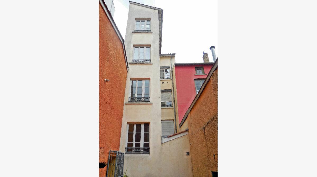 Achat Immeuble  à Lyon 7 - vignette-1