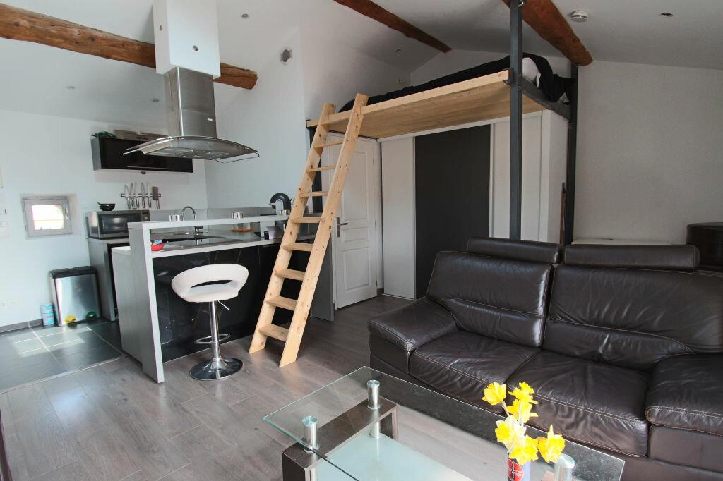 Achat Appartement 1 pièce à Craponne - vignette-1