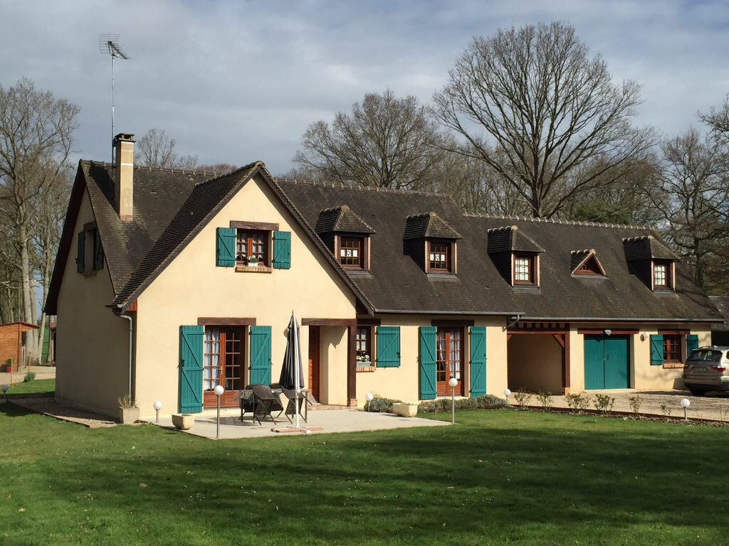 Achat Maison 6 pièces à Ferrières-Haut-Clocher - vignette-1