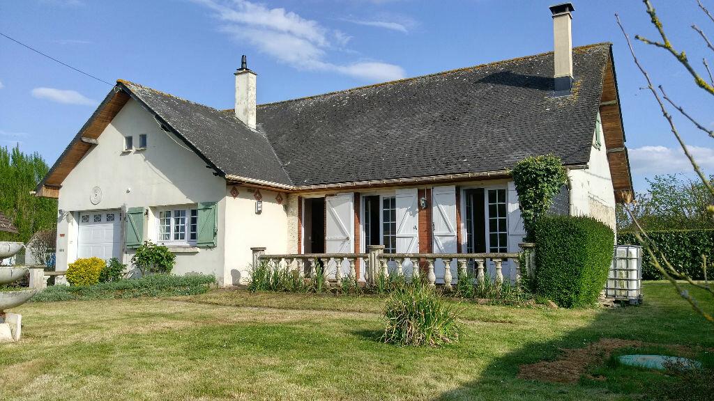 Achat Maison 5 pièces à Le Mesnil-Fuguet - vignette-1