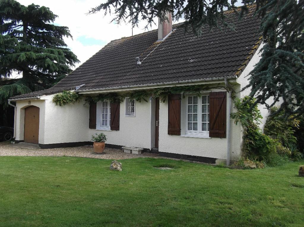 Achat Maison 4 pièces à Saint-André-de-l'Eure - vignette-1