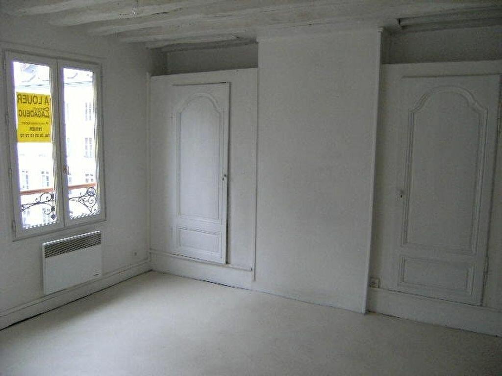 Location Appartement 1 pièce à Rouen - vignette-1