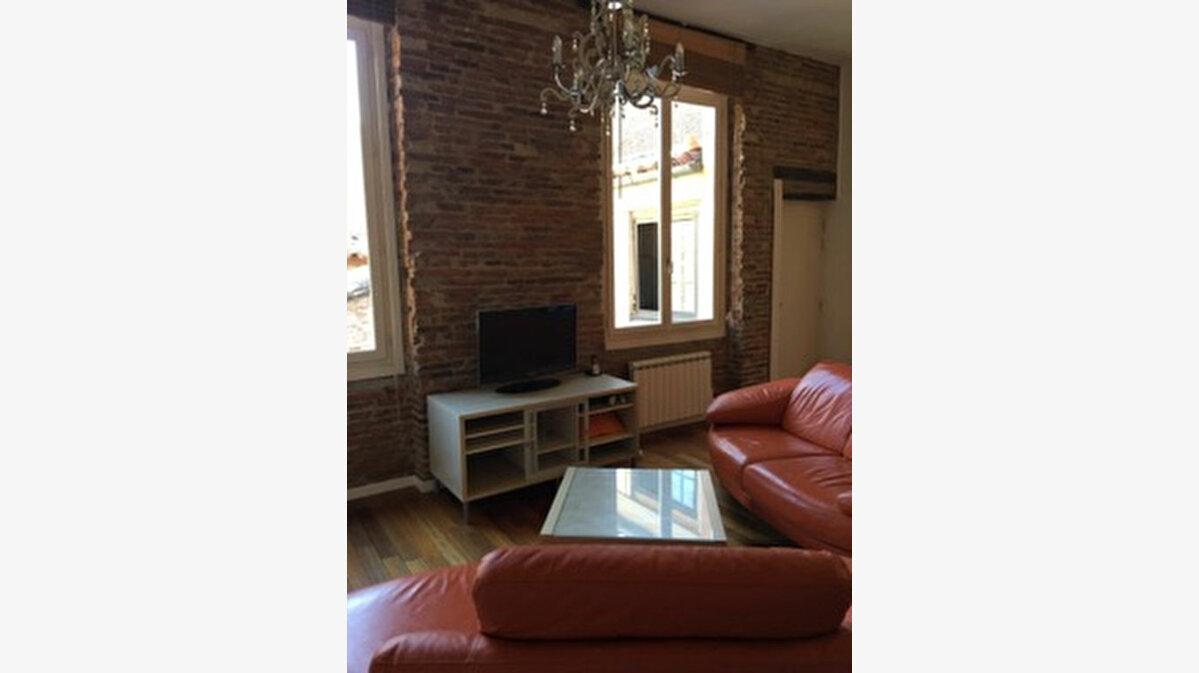 Location Appartement 3 pièces à Toulouse - vignette-2