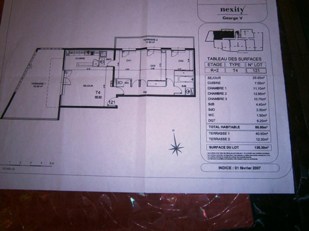 Achat Appartement 4 pièces à Agde - vignette-13