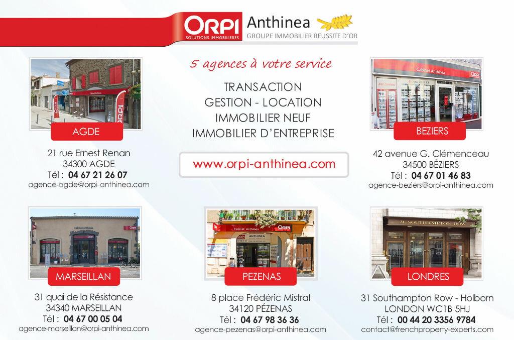 Achat Maison 5 pièces à Marseillan - vignette-16