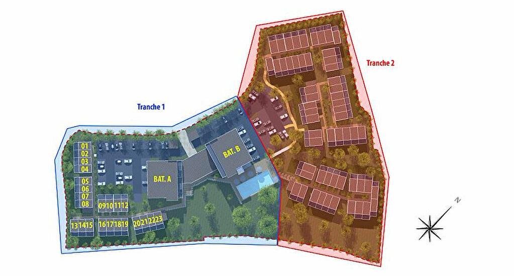 Achat Appartement 2 pièces à Sérignan - vignette-3