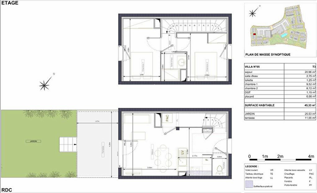 Achat Maison 3 pièces à Sérignan - vignette-2