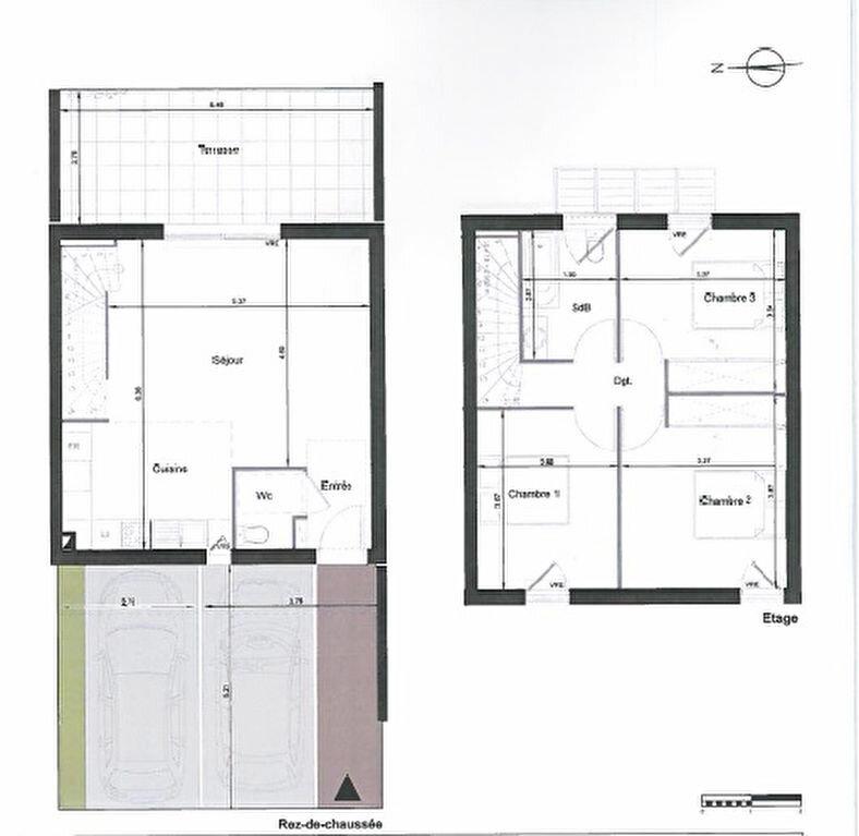 Achat Maison 4 pièces à Béziers - vignette-2