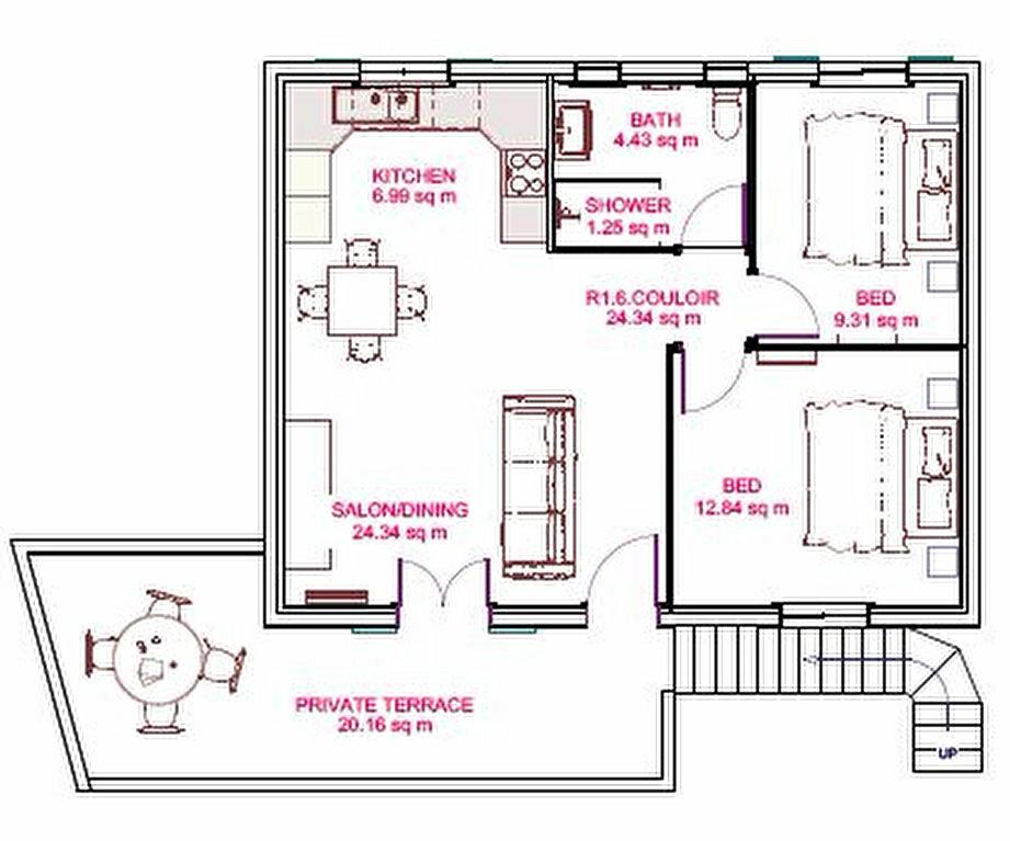 Achat Appartement 3 pièces à Marseillan - vignette-6