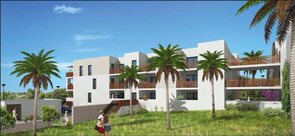 Achat Appartement 2 pièces à Fabrègues - vignette-1