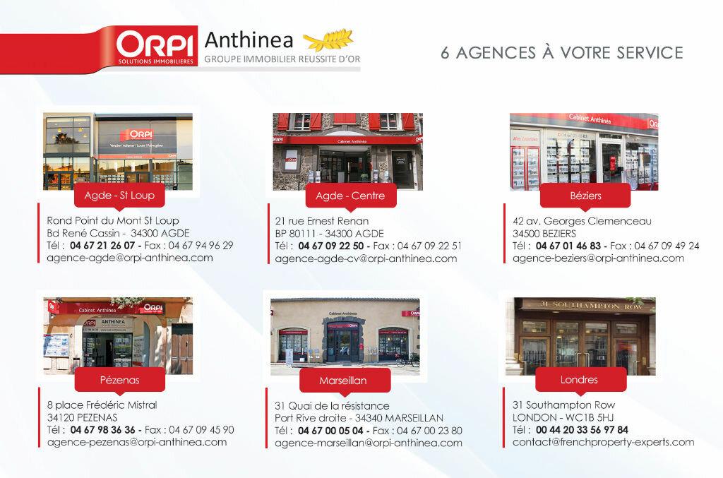Achat Appartement 3 pièces à Agde - vignette-11