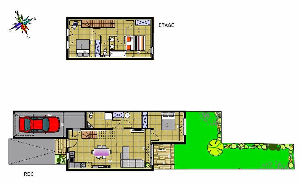 Achat Maison 4 pièces à Marseillan - vignette-2