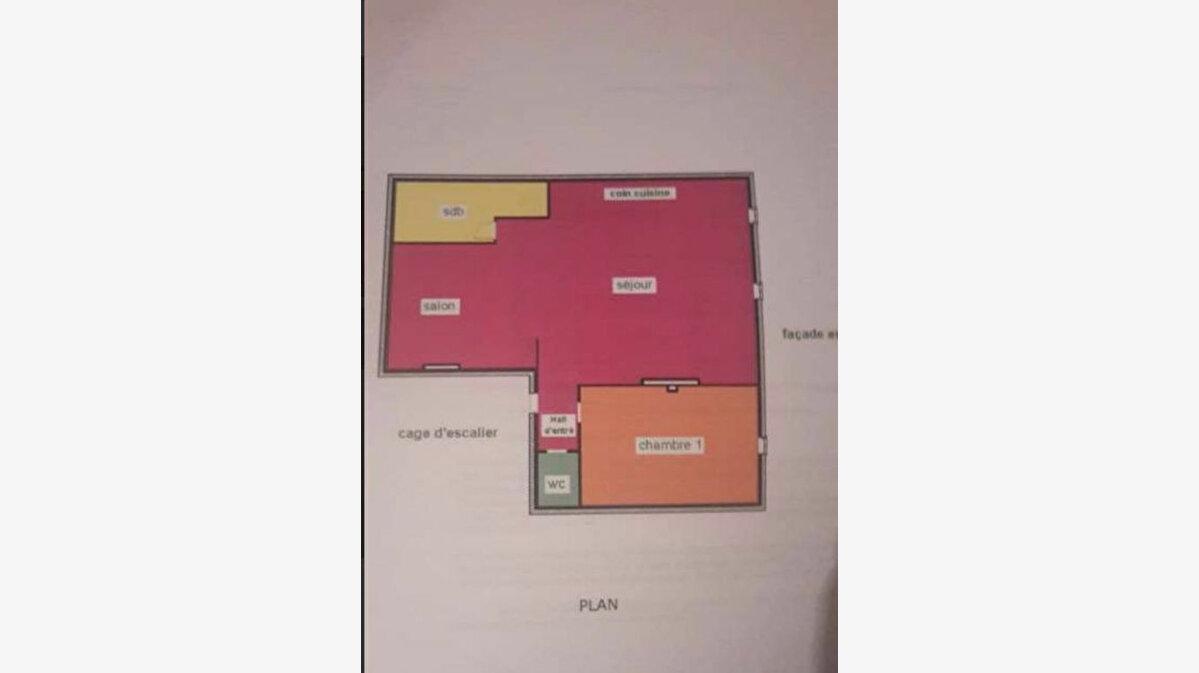 Achat Appartement 3 pièces à Ollioules - vignette-1