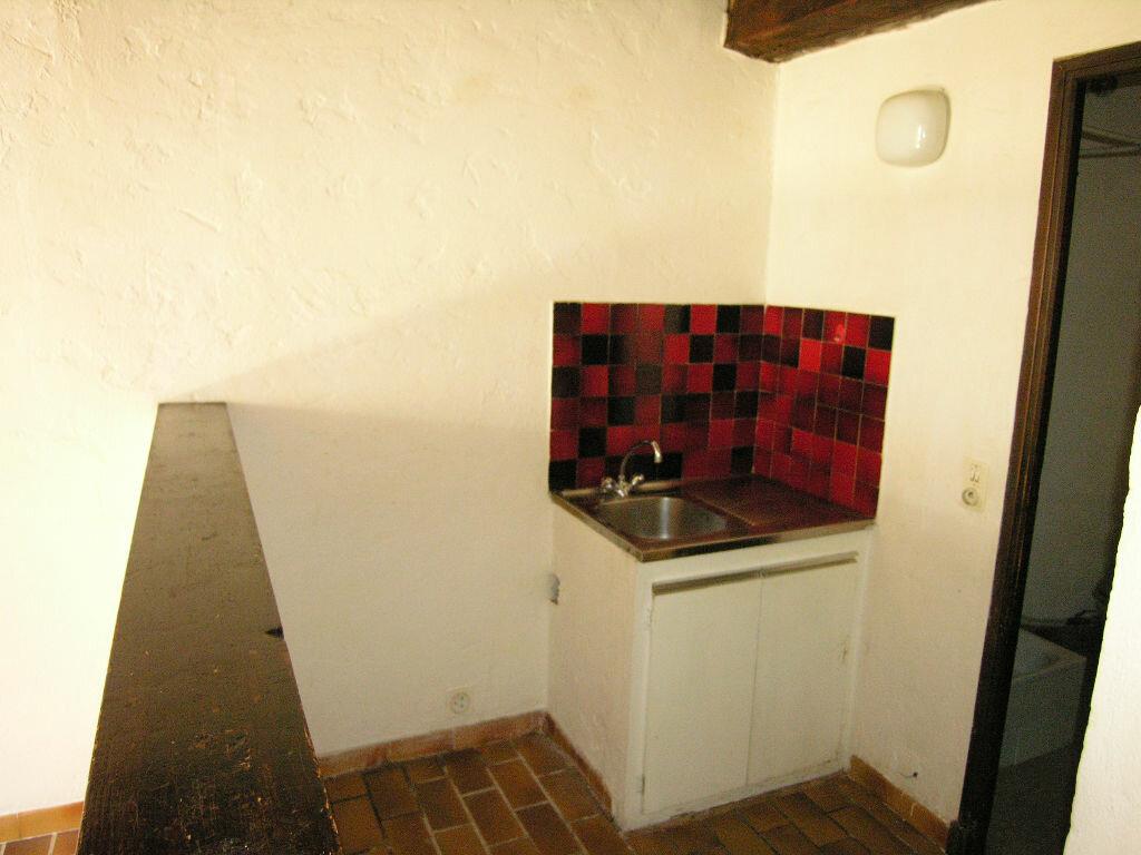 Location Appartement 1 pièce à Mouans-Sartoux - vignette-4