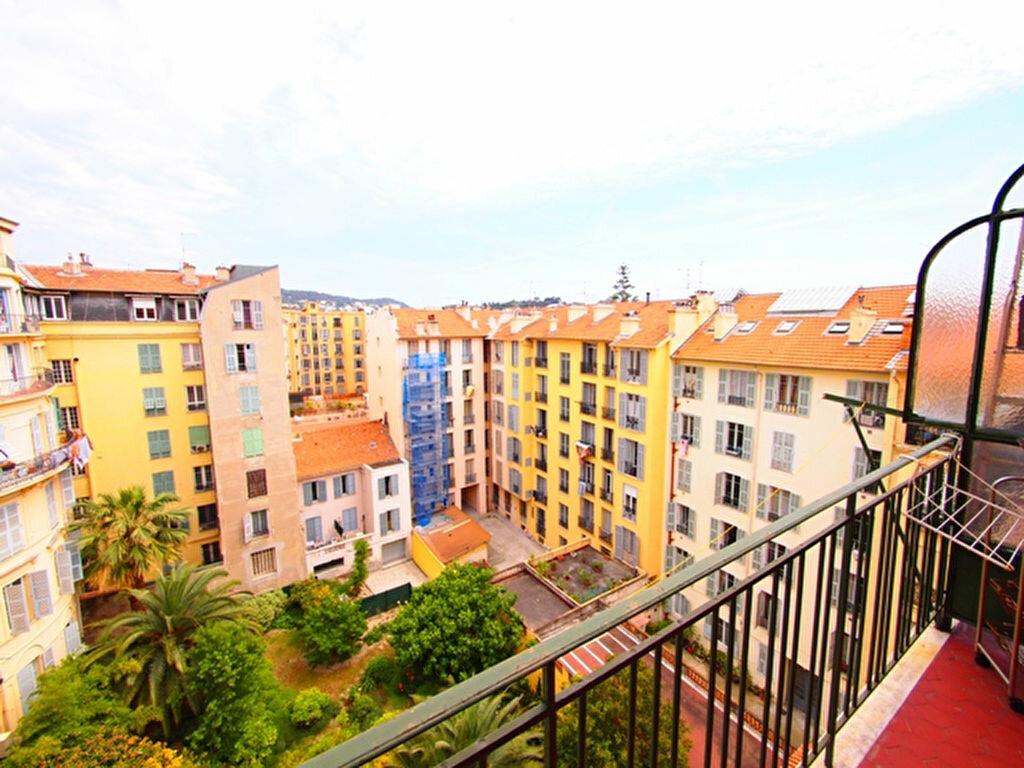 Location Appartement 1 pièce à Nice - vignette-1