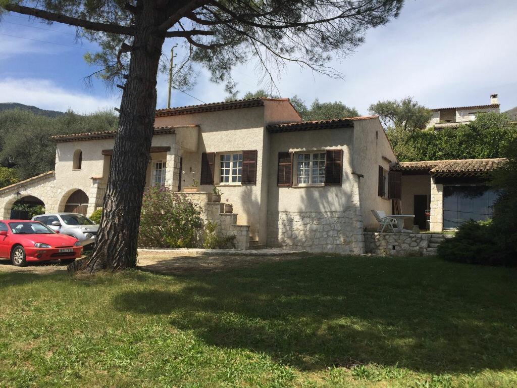 Achat Maison 4 pièces à Tourrettes-sur-Loup - vignette-1