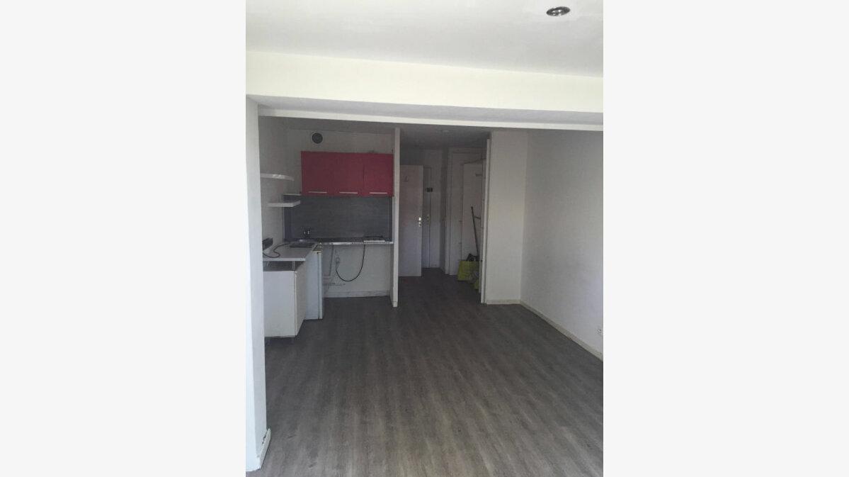 Achat Appartement 1 pièce à Cagnes-sur-Mer - vignette-2