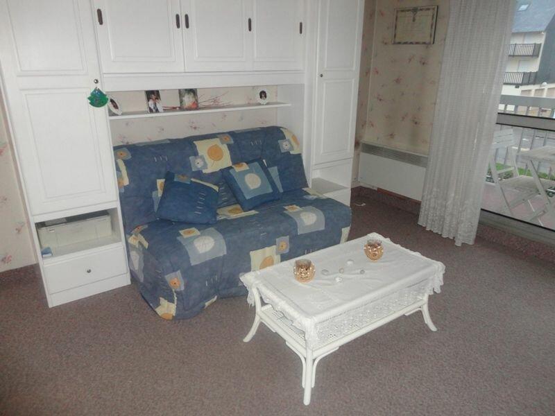 Achat Appartement 1 pièce à Houlgate - vignette-1