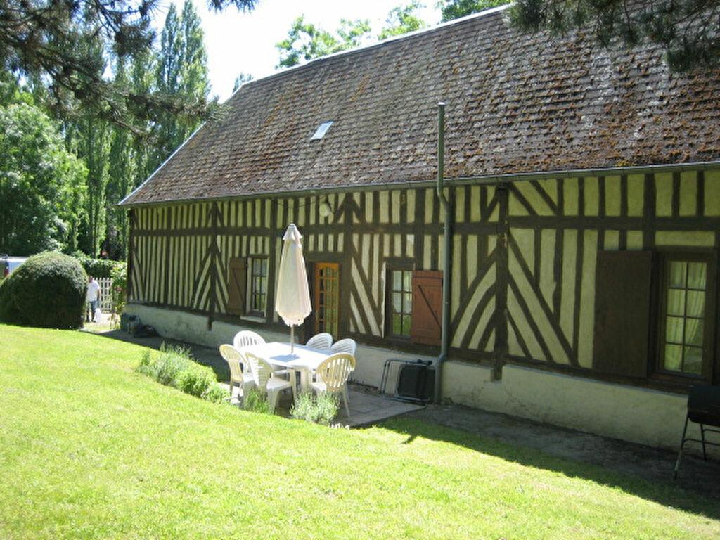 Achat Maison 4 pièces à Fiquefleur-Équainville - vignette-1