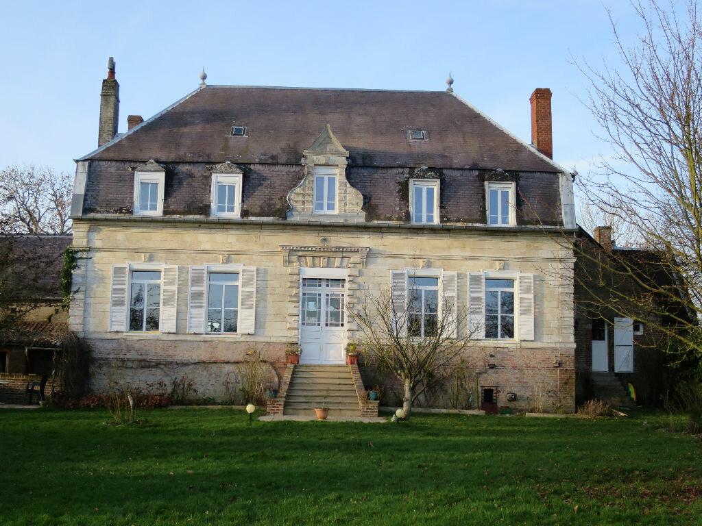 Achat Maison 10 pièces à Ivergny - vignette-1