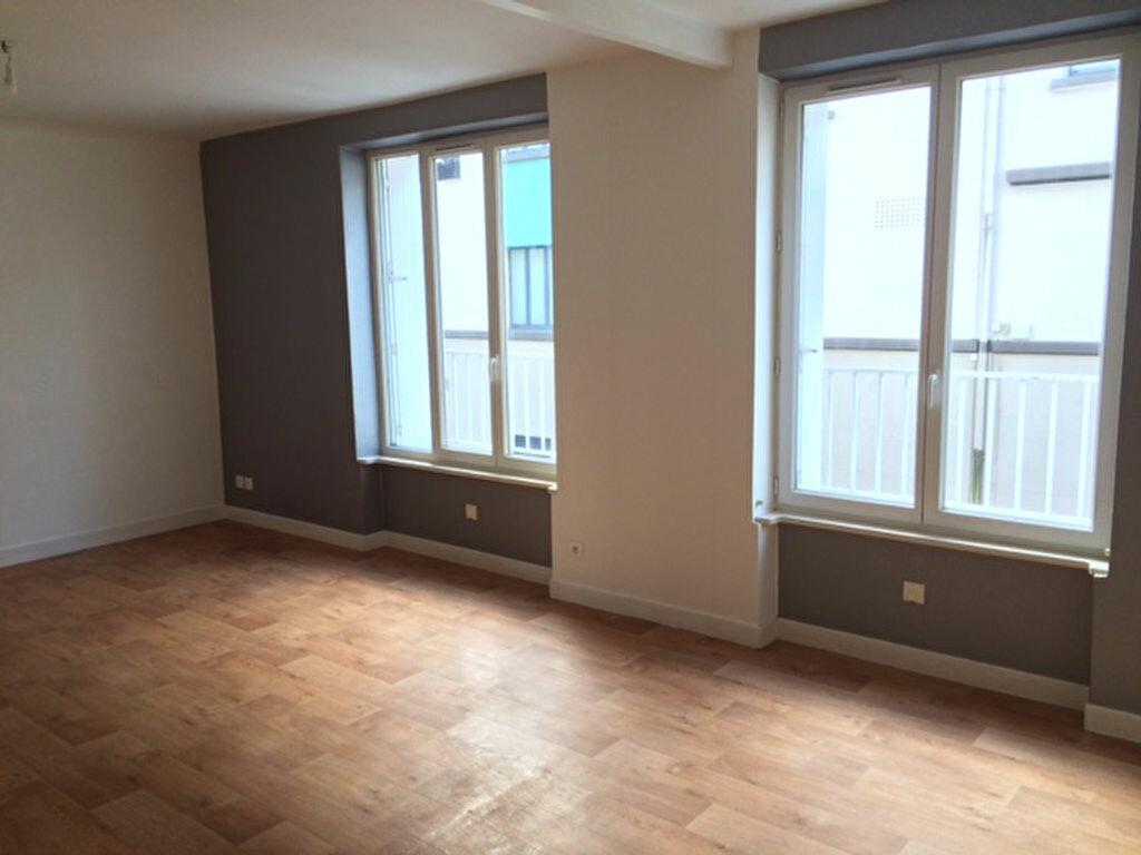 Location Appartement 3 pièces à Brest - vignette-1
